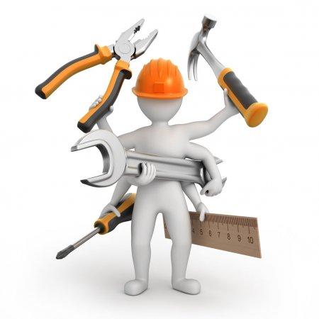 Строительные, сантехнические, отделочные работы | фото 1 из 1