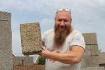 Строительство Домов из Арболитовых Блоков в Крыму   фото 5 из 5