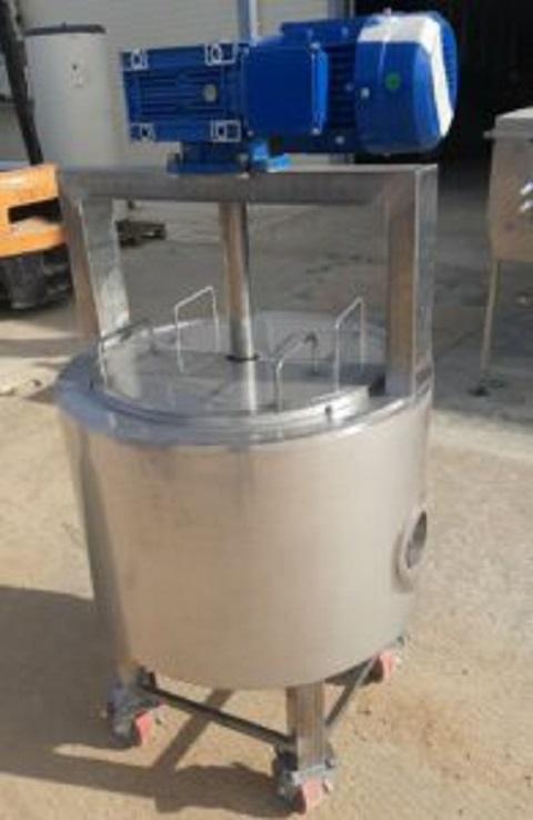 Продается Новая нержавеющая емкость, объем — 0,095 куб.м. | фото 1 из 1