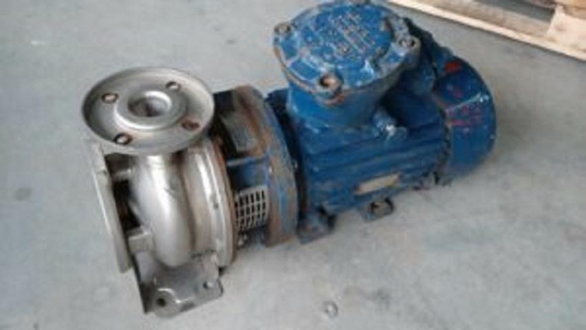 ПродаютсяНасосы центробежные 3SF40-1605,5 , | фото 1 из 1