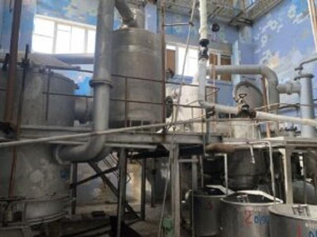 ПродаетсяКомплект оборудования по производству сухого молока и сыворотки | фото 1 из 1