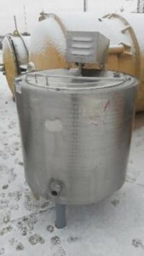 Продается Емкость нержавеющая, объем — 0,350 куб. м.