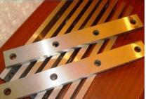 Нож для гильотины Н478, НД3221 570х75х27мм косые.
