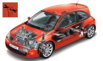Автосервис Рено: ремонт, обслуживание, диагностика, запчасти