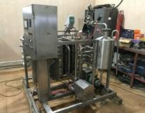 Продается Пастеризационно-охладительная установка МПКЛ-2