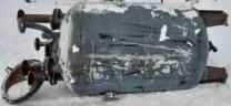 Продается Емкость нержавеющая, объем — 1,8 куб.м.