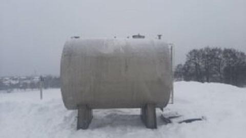 Продается Емкость нержавеющая, объем -13 куб.м.,  | фото 1 из 1