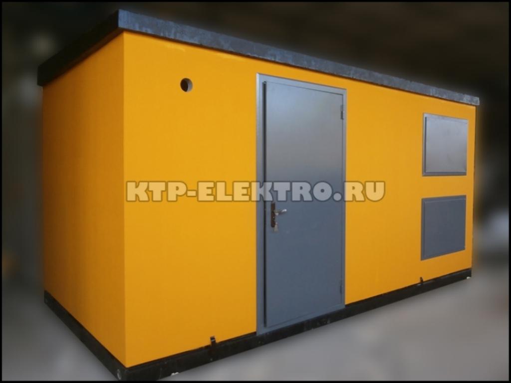 Бетонные корпуса для подстанций (КТП) от «ТД Бастион»   фото 1 из 3