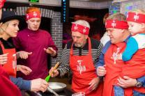 Адское кулинарное шоу, по мотивам популярных кулинарных теле-проектов | фото 4 из 5