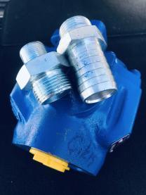 Насосы гидравлические UNI 60/80/90 литров Murat Makina | фото 4 из 5