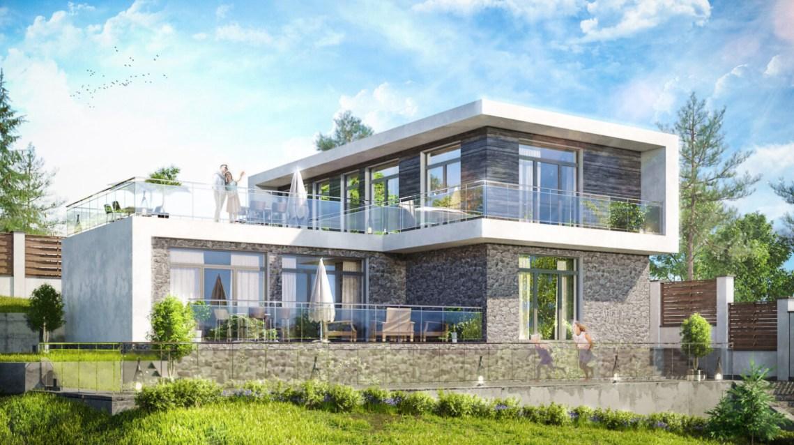 Проектирование и строительство частных домов по всему Крыму  | фото 1 из 1