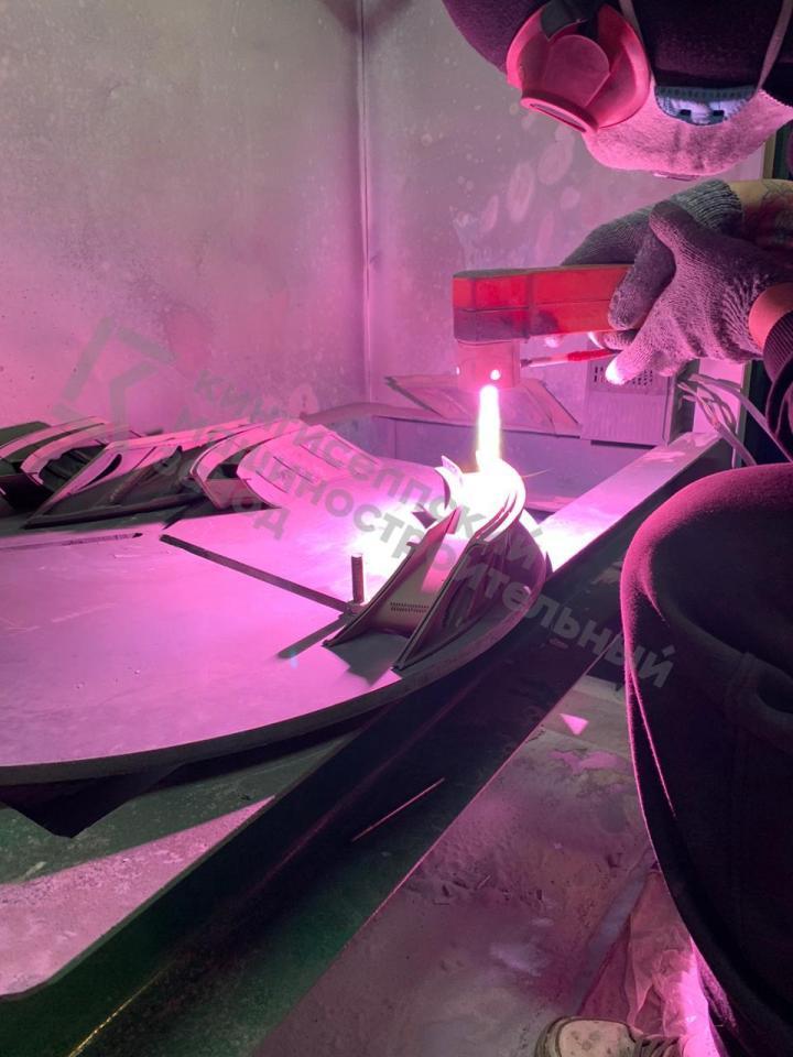 Плазменная резка и плазменное напыление | фото 1 из 1