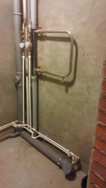 Монтаж отопления, водоснабжения, канализации. | фото 2 из 6