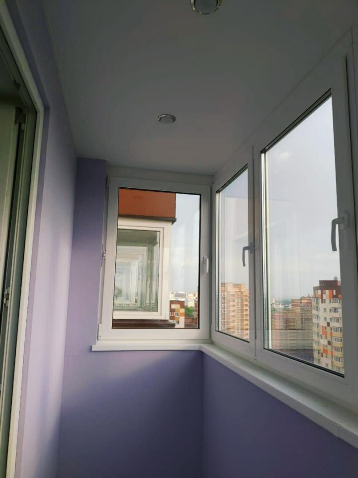 Окна REHAU- остекление,утепление  лоджий.   фото 1 из 1