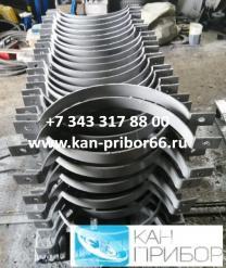 Опоры трубопроводов любой сложности производство | фото 4 из 6