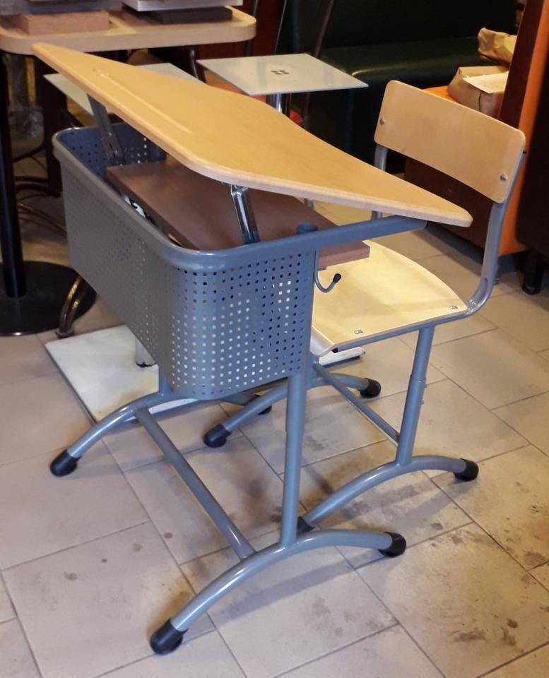 Школьная мебель: парты, стулья | фото 1 из 6