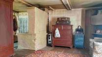 Крепкий домик с хорошей баней в хуторного типа деревушке под Псковом  | фото 4 из 6