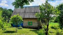 Крепкий домик с хорошей баней в хуторного типа деревушке под Псковом  | фото 5 из 6