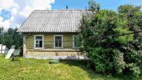 Крепкий домик с хорошей баней в хуторного типа деревушке под Псковом  | фото 3 из 6