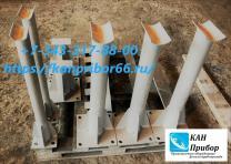 Опоры трубопроводов: ост 34.10. собственное производство   фото 2 из 6