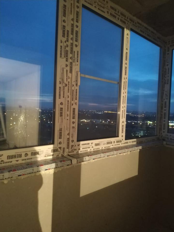 Окна REHAU  Delight- остекление,утепление  лоджий. | фото 1 из 1