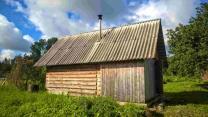 Добротный дом с хоз-вом и баней на хуторе под Псковскими Печорами   фото 4 из 6