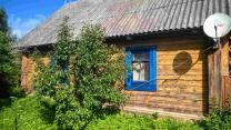 Добротный дом с хоз-вом и баней на хуторе под Псковскими Печорами   фото 3 из 6