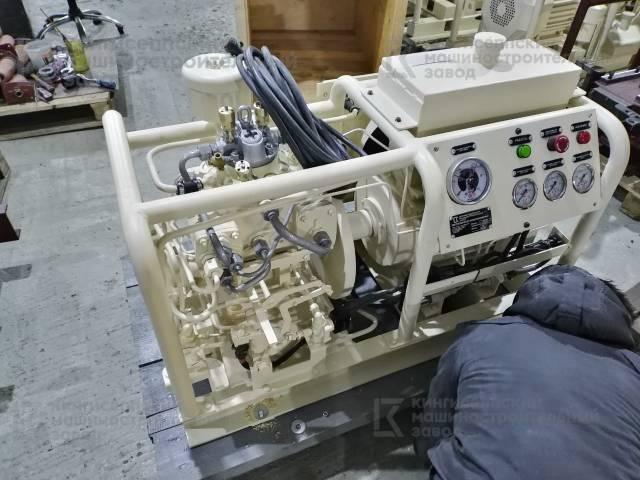 Компрессоры высокого давления. | фото 1 из 1