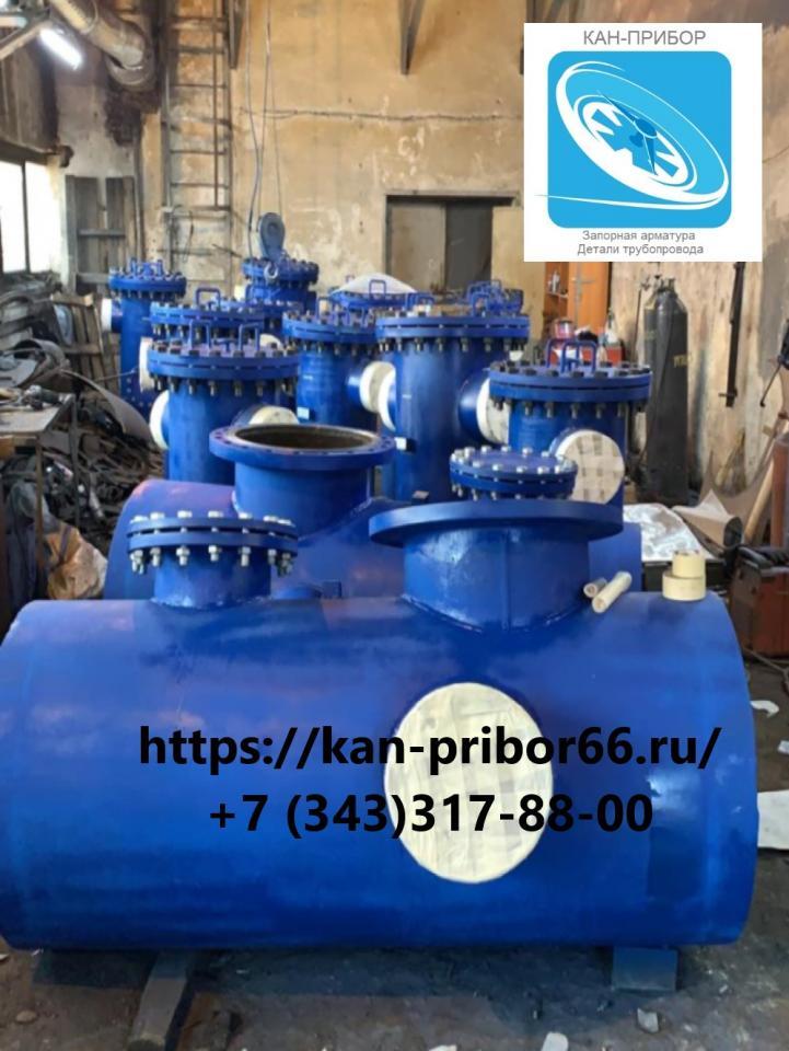 Грязевики трубопровода тепловых сетей абонентские изготовление | фото 1 из 3