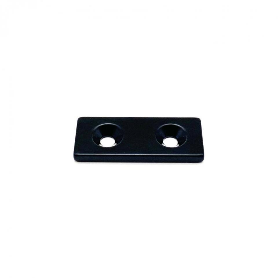 Неодимовый магнитный прямоугольник с зенковкой – маленький   фото 1 из 2