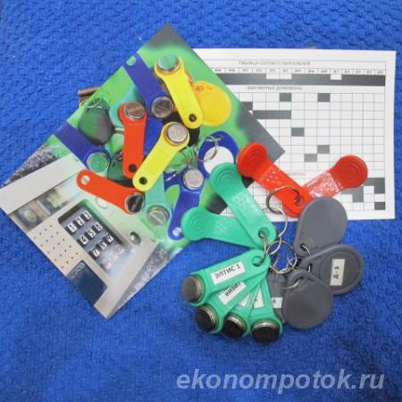 домофонные универсальные комплекты по РФ типа Стандарт, Профи.    фото 1 из 1