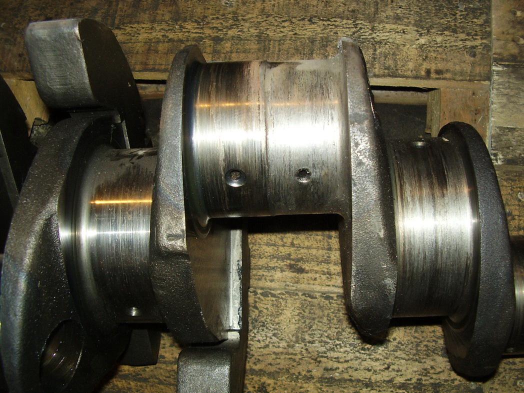 Восстановление изношенных деталей двигателя   фото 1 из 2
