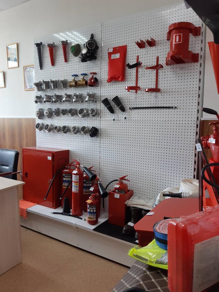 Огнетушитель ОП-2 | фото 1 из 1