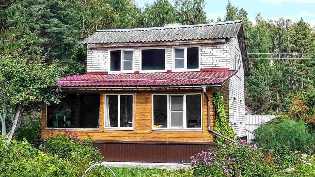 Жилой дом с отличной баней в СНТ Берёзка неподалеку от Псковского озера | фото 1 из 6