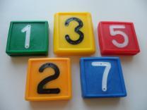 Номерной блок для ремней (от 0 до 9 желтый) КРС | фото 3 из 3