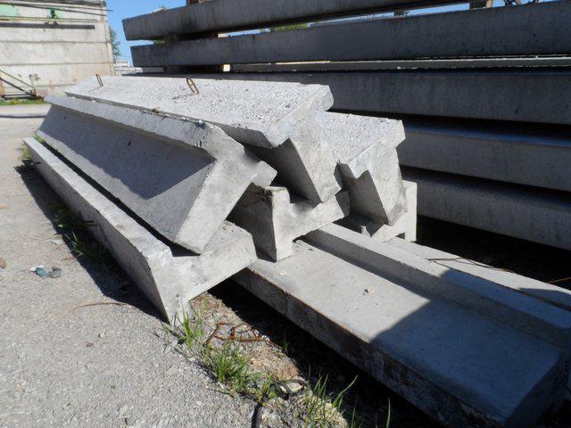 Лежни железобетонные серия 3.407.1-157 | фото 1 из 3