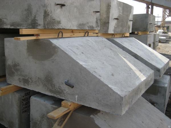 Утяжелители бетонные охватывающего типа УБО | фото 1 из 2