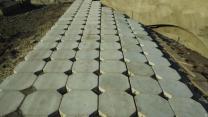 Плиты укрепления откосов дорог | фото 2 из 2