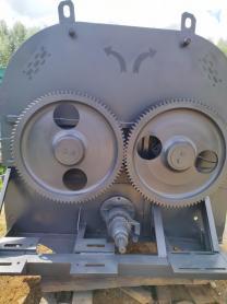 Смеситель Торфа Земли Глины Навоза С-7 и С-12  | фото 2 из 3