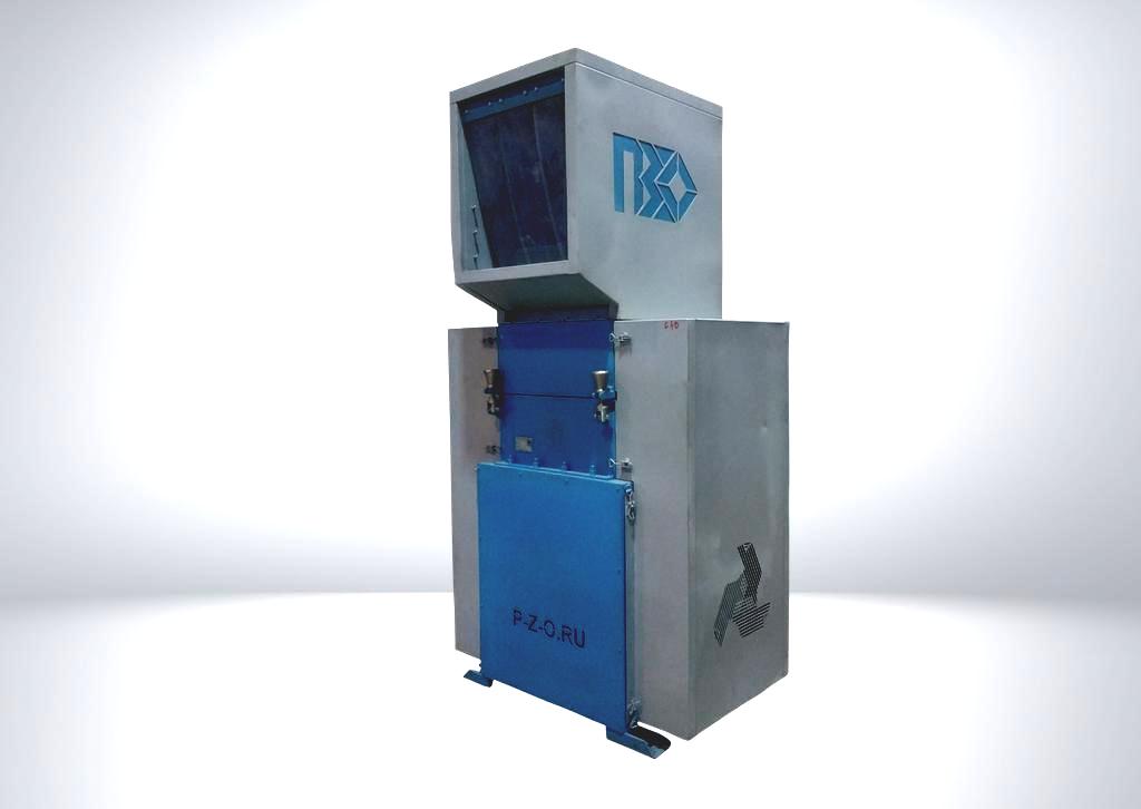 Оборудование для утилизации пластмасс, коплекс для смешивания гранул | фото 1 из 1